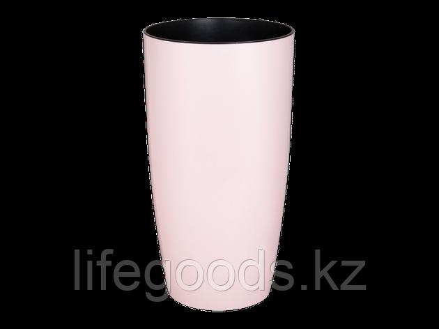 """Вазон """"Альфа"""" d22*41,5см. (светло-розовый), фото 2"""
