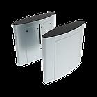 Турникет с выдвижными барьерами FBL5022 c контроллером и комбинированным биометрическим считывателем, фото 3