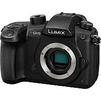 Цифровой фотоаппарат Panasonic Lumix DC-GH5 Body Black