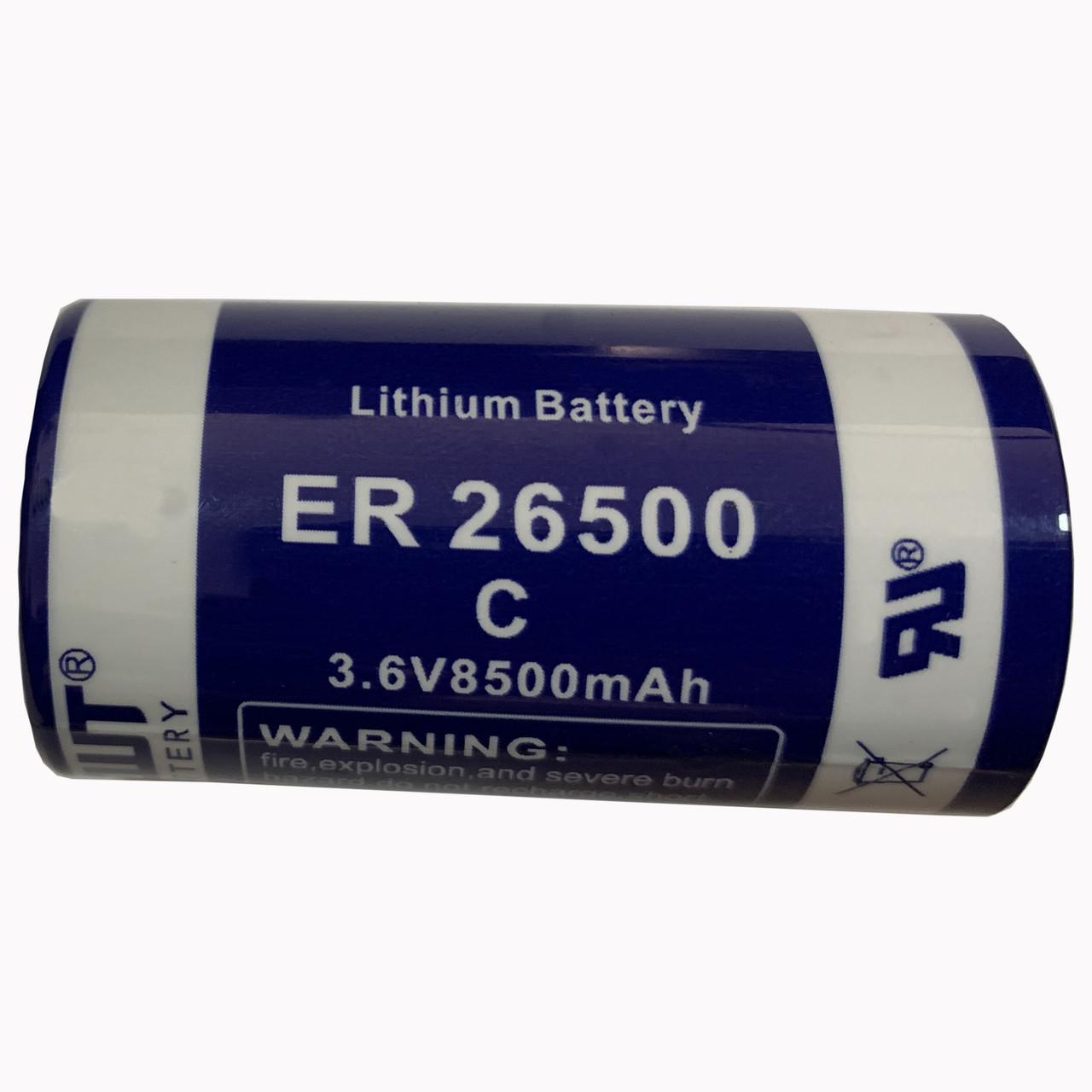 Литиевая батарейка EWT 26500  С 3,6V