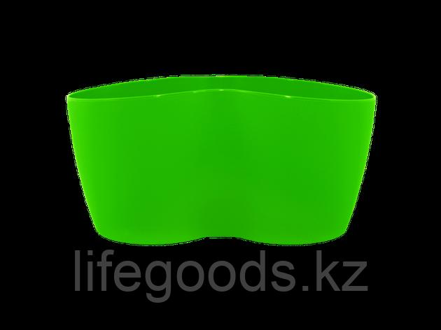 "Вазон ""Кактусник"" на 2 растения (светло-зеленый) 110407089, фото 2"