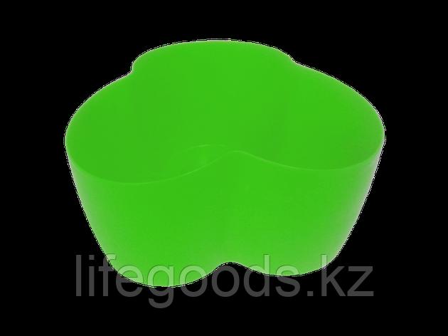 "Вазон ""Кактусник"" на 3 растения (светло-зеленый) 110407090, фото 2"
