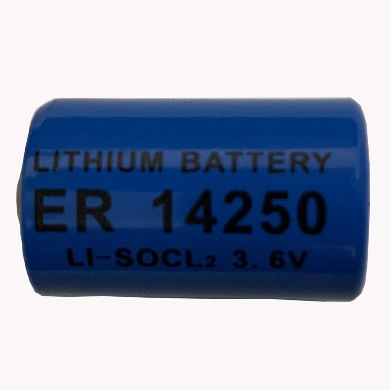 Литиевая батарейка EWT 3,6V 14250 Saft Li-SOCL2 Saft