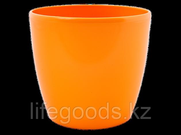 """Вазон """"Матильда""""  7* 6см. (светло-оранжевый) 161115006, фото 2"""