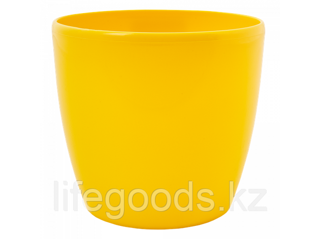 "Вазон ""Матильда""  7* 6см. (т.жёлтый) 161115008, фото 2"