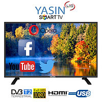 Телевизор YASIN 32 дюймов Е 5000 Черная окантовка, Китай