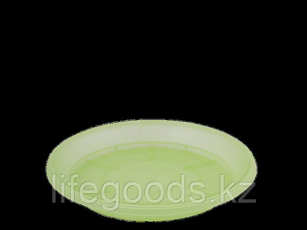 Подставка под дренаж  9,0* 6,5см. (салатово-прозрачный), фото 2