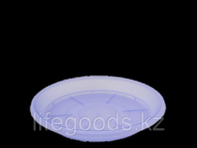 Подставка под дренаж 12,0* 9,0см. (фиолетово-прозрачный), фото 2