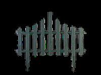 """Набор Ограждение для газона """"Заборчик"""" (зеленый) 101201570"""