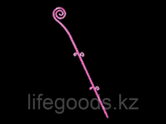 "Опора для орхидей ""Спираль"" (малин. прозрачный) 150500038, фото 2"