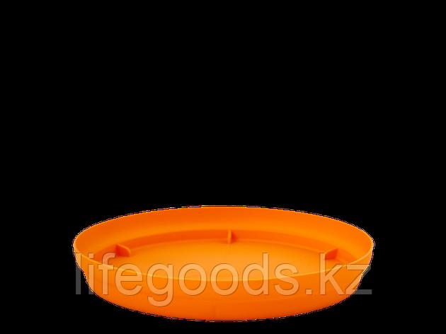 """Подставка под вазон """"Матильда"""" 16*15см. (светло-оранжевый) 180605013, фото 2"""