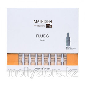 Ампулы сыворотка-флюид корректирующая постакне Blemish Matrigen 20 х 2 мл