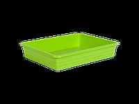 Лоток универсальный 330*258*60мм (оливковый) 171110031