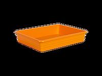 Лоток универсальный 330*258*60мм (светло-оранжевый) 171110032
