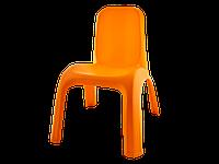Стул детский (светло-оранжевый) 120407033