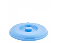 Крышка для ведра 5л. (голубая) 101202185