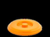Крышка для ведра 8л. (светло-оранжевый) 180727063