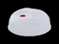 Крышка для посуды микроволновой печи d25см. (прозрачная) 180925015