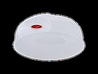 Крышка для посуды микроволновой печи d30см. (прозрачная) 180925016