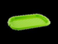 Поднос прямоугольный 45*30*4см. (оливковый) 180116030