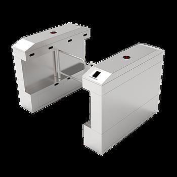 Турникет-калитка SBT2022S c контроллером и комбинированным биометрическим считывателем