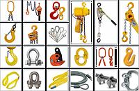 Подъемное оборудование и аксессуары / Lifting Equipment and Accessories