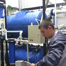 Монтаж наладка и ремонт систем фильтрации воды