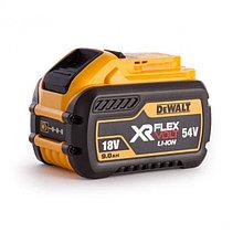 Аккумулятор Li-lon DeWalt Flexvolt 18В 9.0А.ч\54В