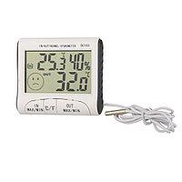 Цифровой термометр с гигрометром DC103