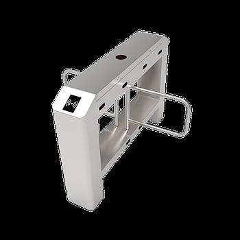 Турникет распашной SBT3211S с контроллером и считывателем RFID карт
