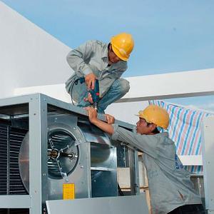 Монтаж и ремонт бытовых и промышленных кондиционеров