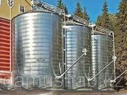 Мини элеваторы для зерна и зерновых культур.
