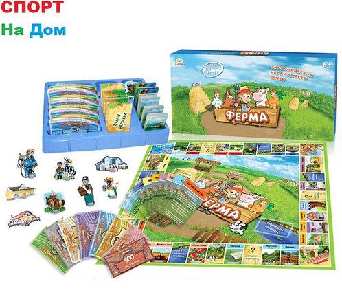 Настольная игра Монополия Ферма для всей семьи для 2-6 игроков, фото 2