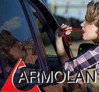Тонирование автомобиля пленкой США Armolan седан Тонировка, фото 1