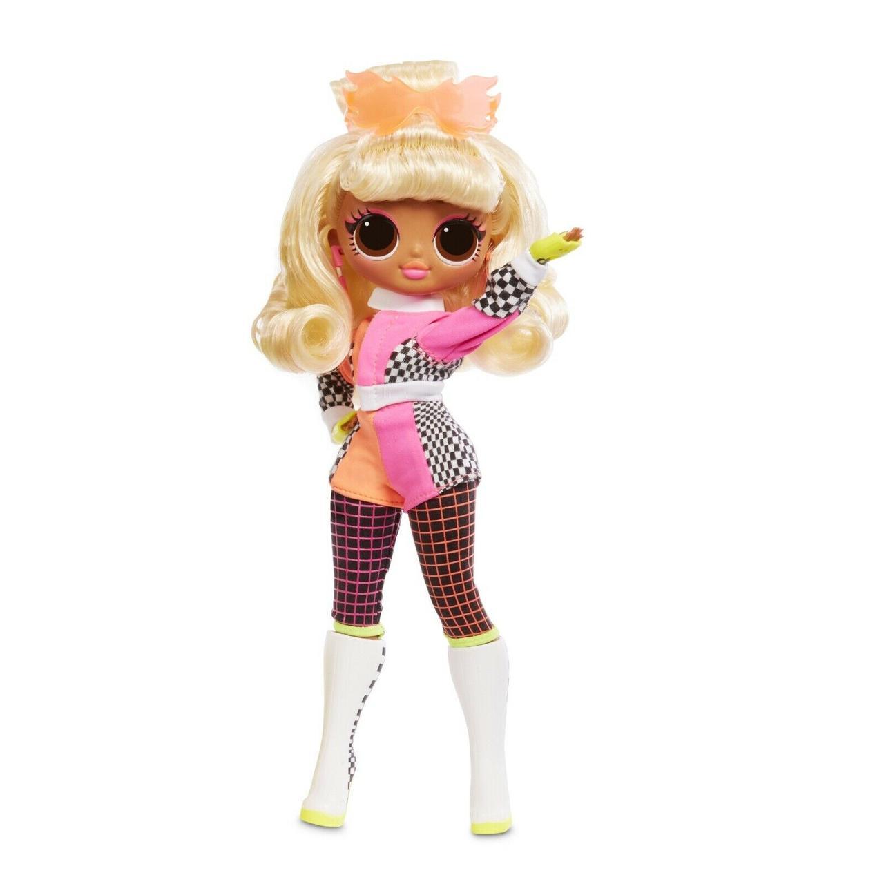 LOL OMG Lights Светящаяся Кукла Неон ЛОЛ ОМГ Спидстер (Speedster), 3 серия, ЛОЛ Сюрприз - фото 4