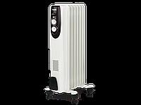 Радиатор масляный BALLU BOH/CL-07WRN 1500 1500Вт 7 секции до 20м2 6 кг защита от перегрева, фото 1