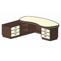 Письменный стол И331 П/Л