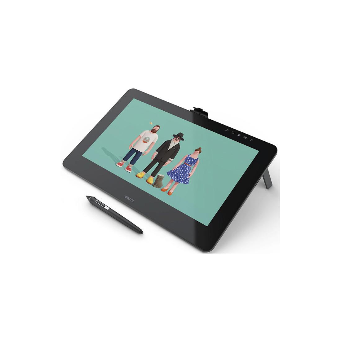 Графический планшет Wacom Cintiq Pro 16 EU/RU (DTH-1620)