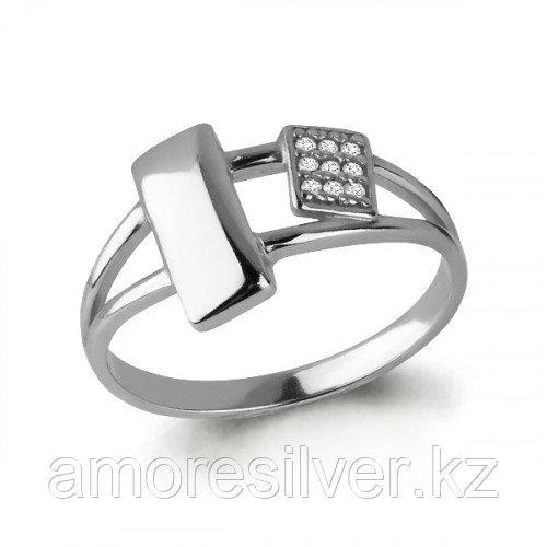 Серебряное кольцо  Aquamarine 64507А.5