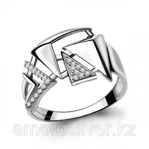 Кольцо из серебра  Aquamarine 64858А.5