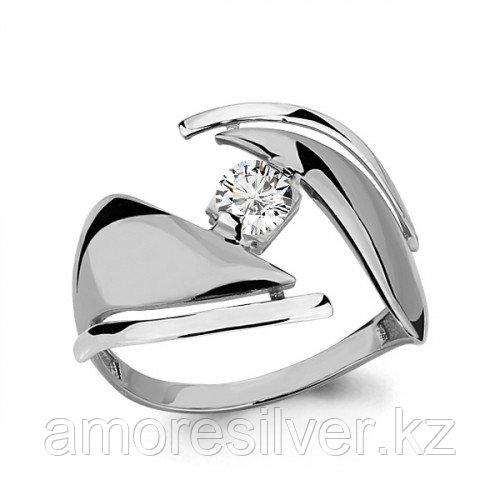 Серебряное кольцо  Aquamarine 64789.5
