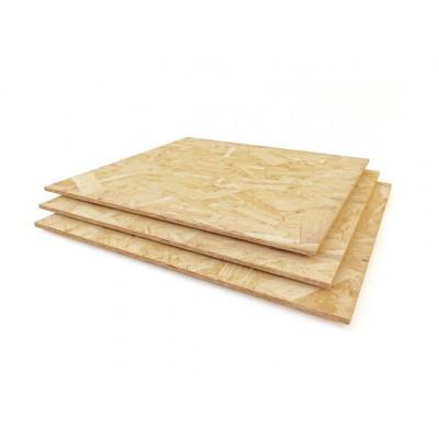 Древесные OSB плиты 15 мм, размер 2440*1220