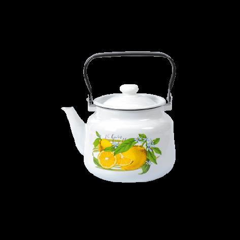 """Чайник 3,5л """"Лимон"""", фото 2"""