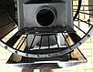Дровяная печь Harvia Legend 240 Duo с выносной топкой, фото 5