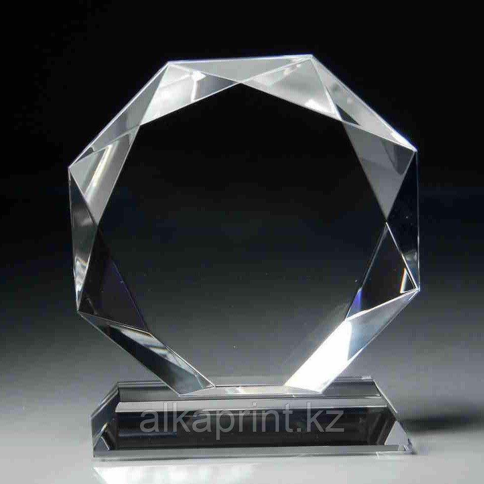 Награды из акрила и стекла - фото 1