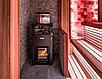Дровяная печь Harvia Classic 280 Top с внутренней топкой, фото 6