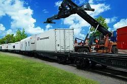 Подготовка грузов к перевозке в открытых вагонах