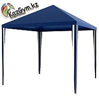 Шатер, тент, торговая палатка аллюминевый (3х3м) с сумкой, синий