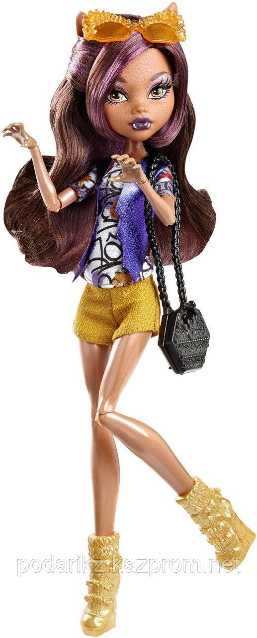 Кукла Монстер Хай Клодин Вульф, Monster High Boo York - Clawdeen Wolf - фото 2