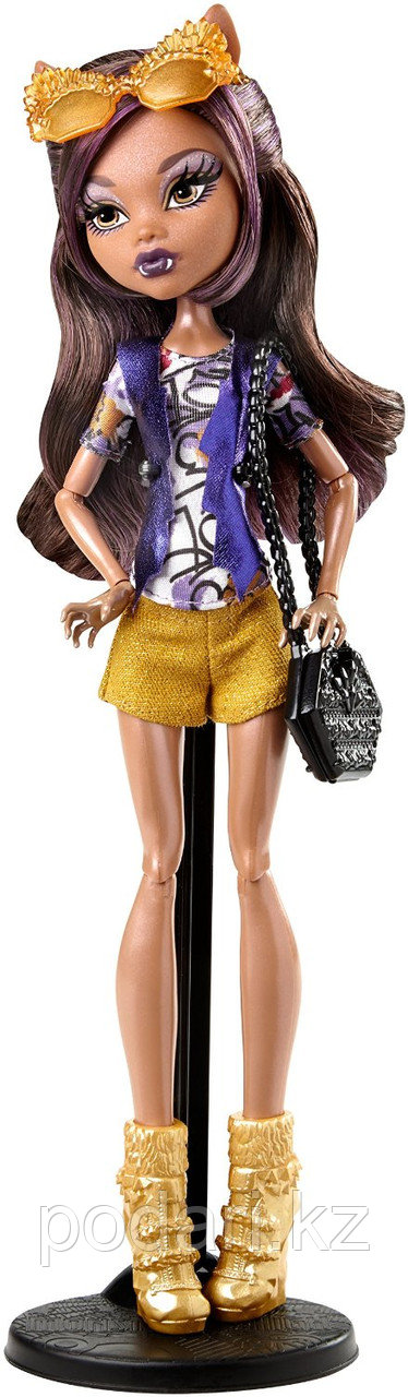 Кукла Монстер Хай Клодин Вульф, Monster High Boo York - Clawdeen Wolf - фото 7